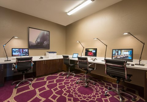 Residence Inn Los Angeles L.A. LIVE - Business Center