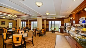 Restaurant - Holiday Inn Express Hotel & Suites Fort Atkinson