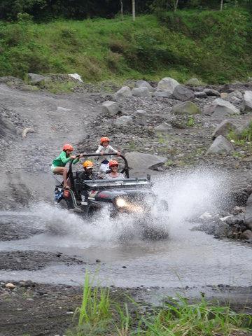Villa Borobudur - Merapi Jeep Safari