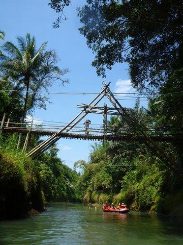 Villa Borobudur - Water Rafting
