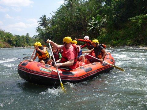 Villa Borobudur - Rafting