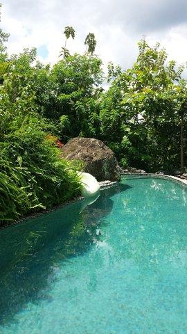 Villa Borobudur - Villa Merapi pool