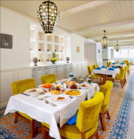 Millennium Plaza Dubai - Al Mashrbia Restaurant