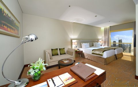 Millennium Plaza Dubai - Superior Club Room Twin
