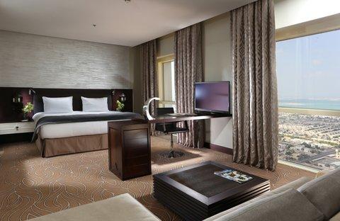 Millennium Plaza Dubai - Premium Room Bedroom