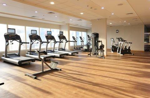Millennium Plaza Dubai - Gym