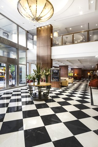 Melia Buenos Aires Hotel - Lobby