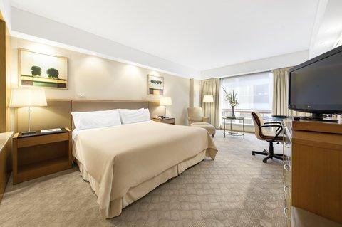 Melia Buenos Aires Hotel - Superior room queen bed