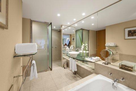 Melia Buenos Aires Hotel - Bathroom superior room