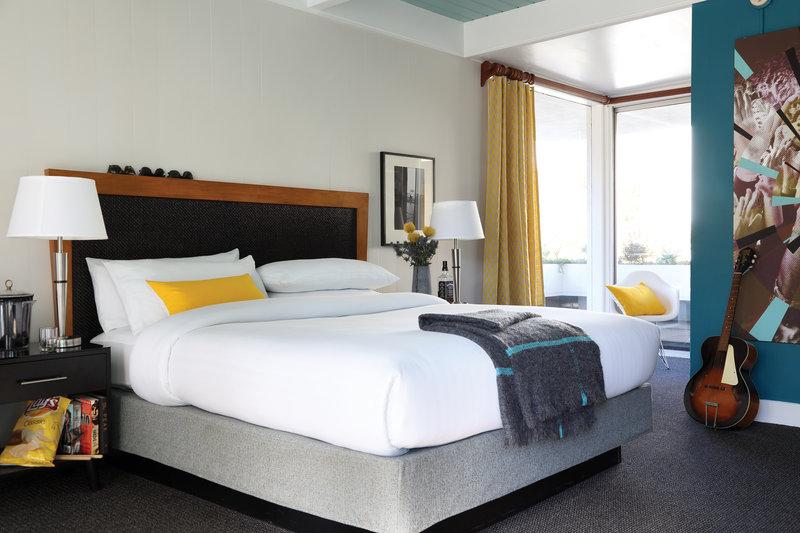 The Phoenix Hotel, A Joie De Vivre Boutique Hotel San Francisco Hotels