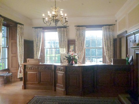 Doxford Hall Hotel and Spa - Reception