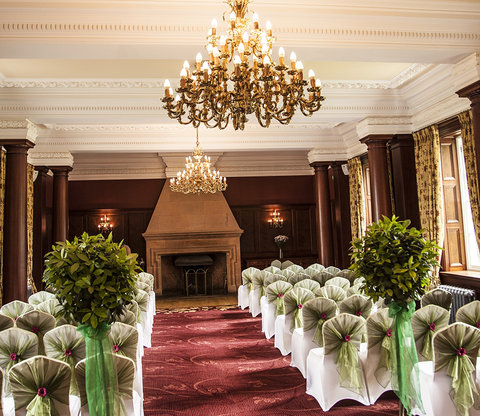 Doxford Hall Hotel and Spa - Wedding