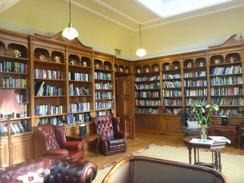 Doxford Hall Hotel and Spa - Library