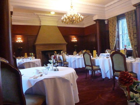 Doxford Hall Hotel and Spa - Restaurant
