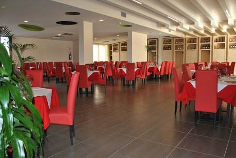 Althea Palace Hotel - Restaurant