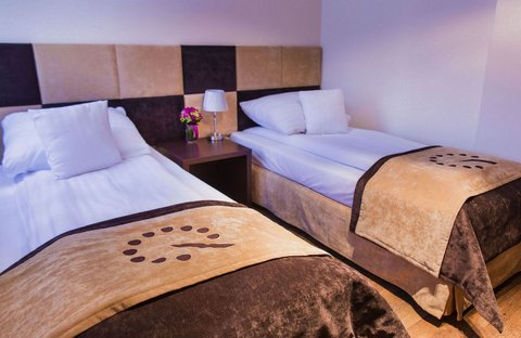 Boutique Hotel's III - Twin room