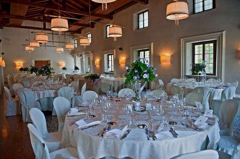 Hotel Villa Policreti - Restaurant