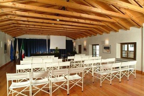 Hotel Villa Policreti - Meeting room