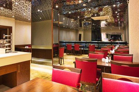 Eurostars Hotel Old City - Restaurant