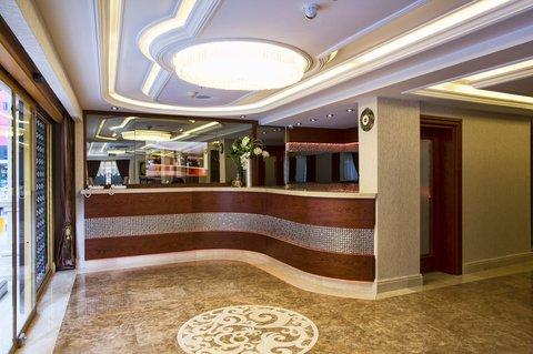 Eurostars Hotel Old City - Lobby