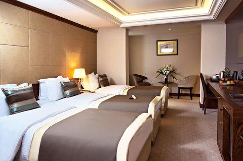 Eurostars Hotel Old City - Triple Room