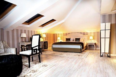 Eurostars Hotel Old City - Suite Room