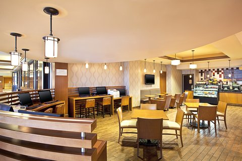 Sheraton Grand Chicago Hotel - Link Cafe