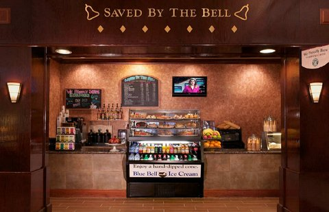 Hilton College Station - Conference Center - Coffee House