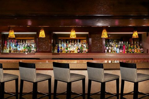 Hilton College Station - Conference Center - Gallery Bar