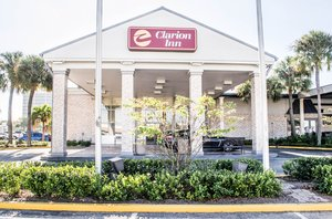 Exterior view - Clarion Inn Tampa