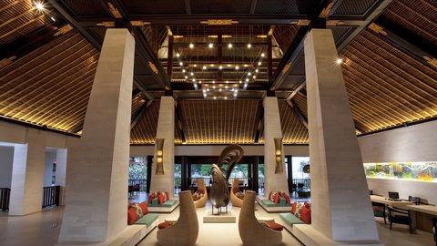 Holiday Inn Resort Baruna Bali - Lobby - Holiday Inn Resort  Baruna Bali