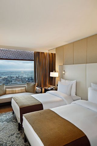 The Marmara Taksim - Deluxe Twin Room at The Marmara Taksim