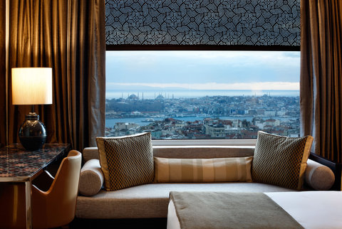 The Marmara Taksim - Deluxe at The Marmara Taksim