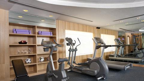 Holiday Inn Resort Baruna Bali - Fitness Center -  Holiday Inn Resort  Baruna Bali