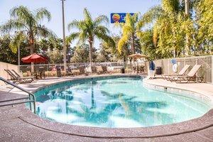 Pool - Comfort Inn & Suites Sanford
