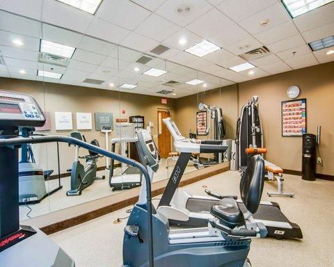Comfort Suites University - VAFITNESSCNTR