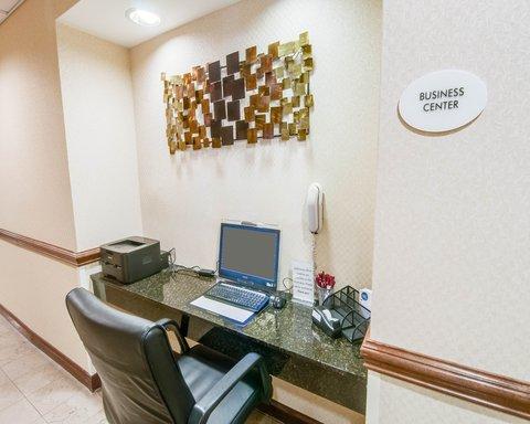 Comfort Suites University - VABUSINESSCNTR