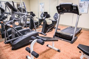 Fitness/ Exercise Room - Clarion Hotel Orlando