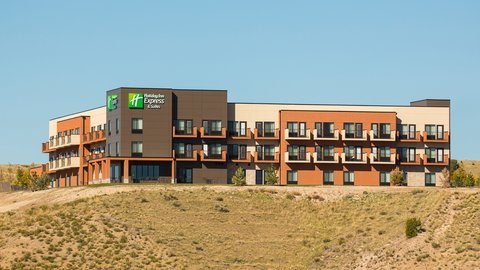 Holiday Inn Express & Suites Pocatello - Pocatello Holiday Inn Express Hotel Exterior Day