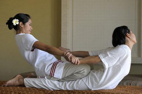 أنتارا قصر السراب منتجع الصحراء - Traditional Thai Massage