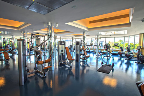 The Marmara Taksim - Health Club at The Marmara Taksim