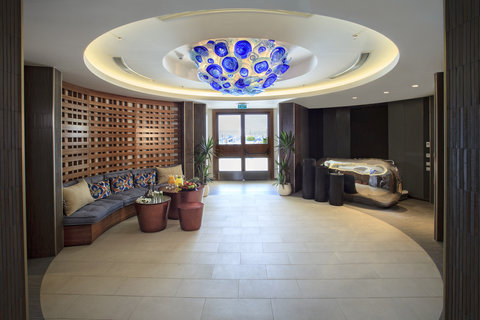The Marmara Taksim - Spa at The Marmara Taksim