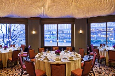 Sheraton Grand Chicago Hotel - Mayfair Meeting Room