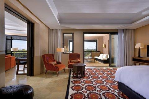 Prince Villa - Royal Palm Marrakech - Luxury Family Suite