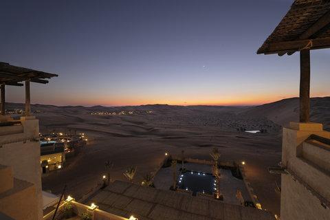 أنتارا قصر السراب منتجع الصحراء - Rooftop Views