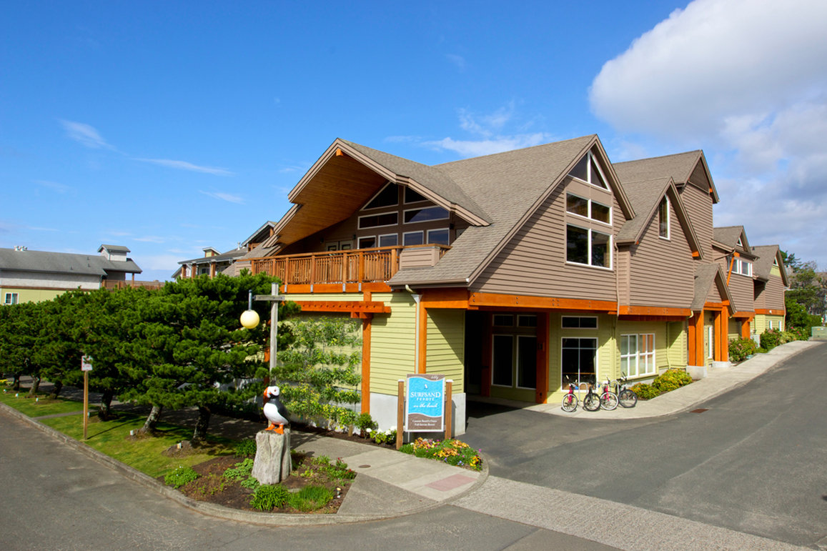 Surfsand Resort at Cannon Beach