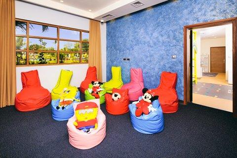 Savoy Resort & Spa Seychelles - Kids Club