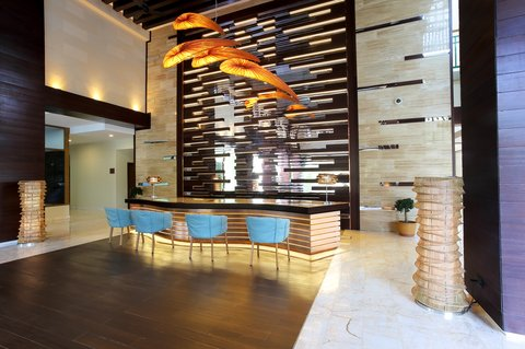 Savoy Resort & Spa Seychelles - Reception Area