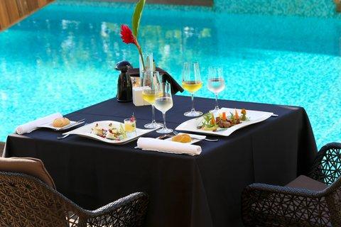 Savoy Resort & Spa Seychelles - Seafood Cuisine