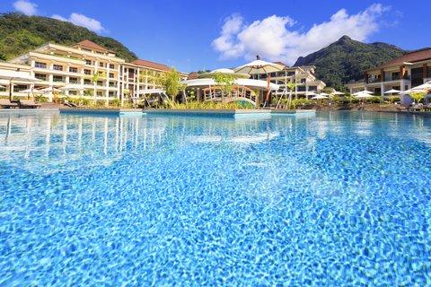 Savoy Resort & Spa Seychelles - Pool